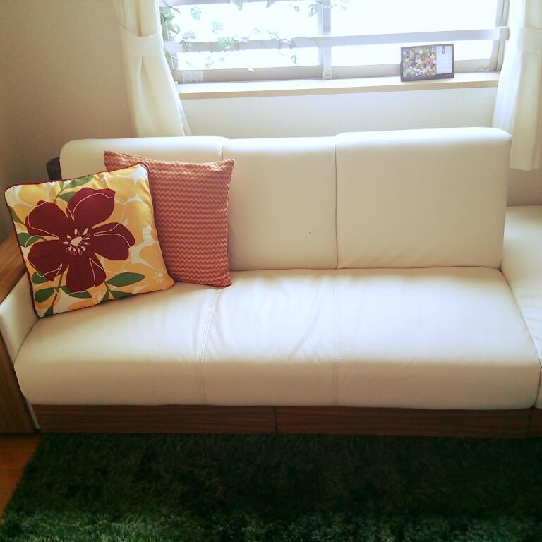 ニトリのソファベットでお部屋を素敵にコーディネイトしましょう!のサムネイル画像