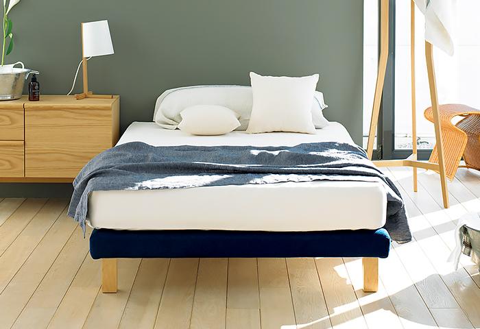 2人の新生活に大活躍!ニトリのダブル用ベッドカバーをご紹介!のサムネイル画像