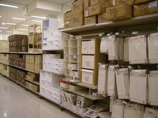 ニトリの収納出来る物色々!小物収納から、収納家具こんなモノまで!のサムネイル画像
