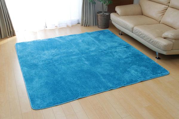 豊富な種類やサイズが揃うニトリの絨毯!カット加工もできます!のサムネイル画像