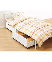 ニトリのベットで、ぐっすり眠れる快適な睡眠を手に入れよう!!のサムネイル画像