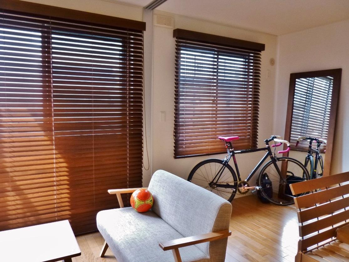 ニトリのブラインドを使って、おしゃれなお部屋を作っちゃおう!のサムネイル画像