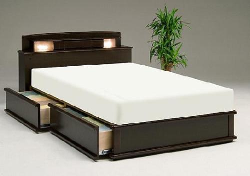 新生活に向けて!ニトリのセミダブルベッドで良質な睡眠をとろう!のサムネイル画像