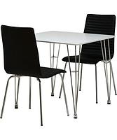 ニトリのダイニングテーブルを囲んで、家族の会話を楽しみましょう♪のサムネイル画像
